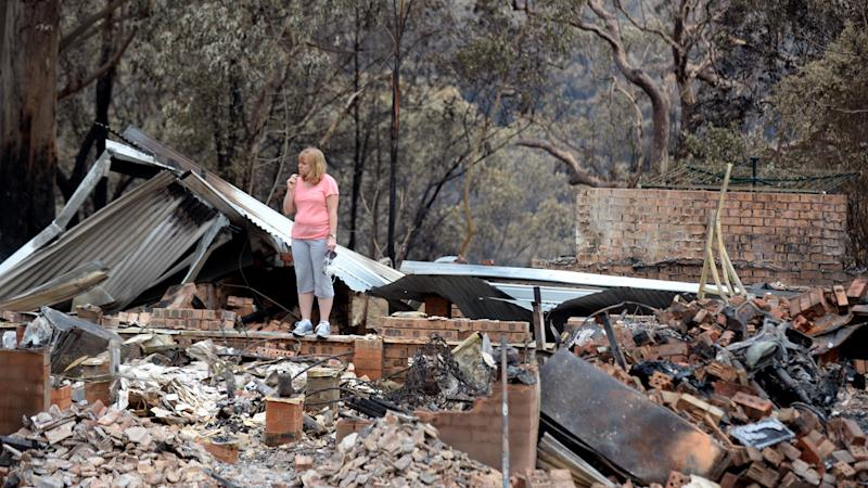 Newstart payments for bushfire victims