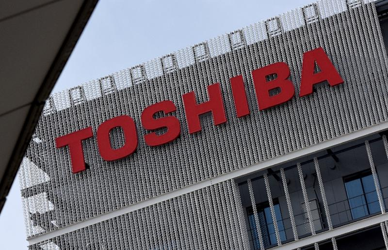 Toshiba shares dived 16 percent to end the day at 242.3 yen on the Tokyo market following media reports of expanding losses at its US nuclear power business
