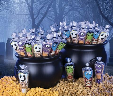 Halloween Treats from Popcornopolis® are Certain to Cast a Delicious Spell on You
