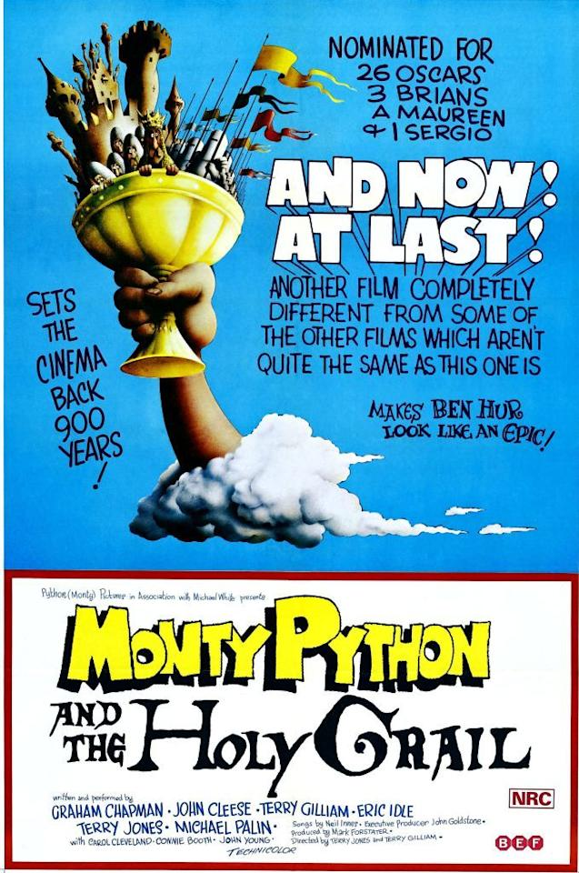 """<p><a class=""""body-btn-link"""" href=""""https://www.netflix.com/title/771476"""">Watch Now</a></p><p>""""My husband and I weren't sure what our kids would make of Monty Python, but they took to it instantly. The gleeful sillines of the crew made them giggle hysterically—those coconut shell horse hooves and an invincible killer rabbit? No second grader can resist. My girl and boy seemed entirely unbothered by obscure references to Arthurian legend. And I'll admit to being a little proud when we talked about the spread of coronavirus and how dangerous viruses can be, my 8-year-old piped up with 'I'm not dead yet!'"""" —<em>Elizabeth Angell, Digital Director</em></p>"""