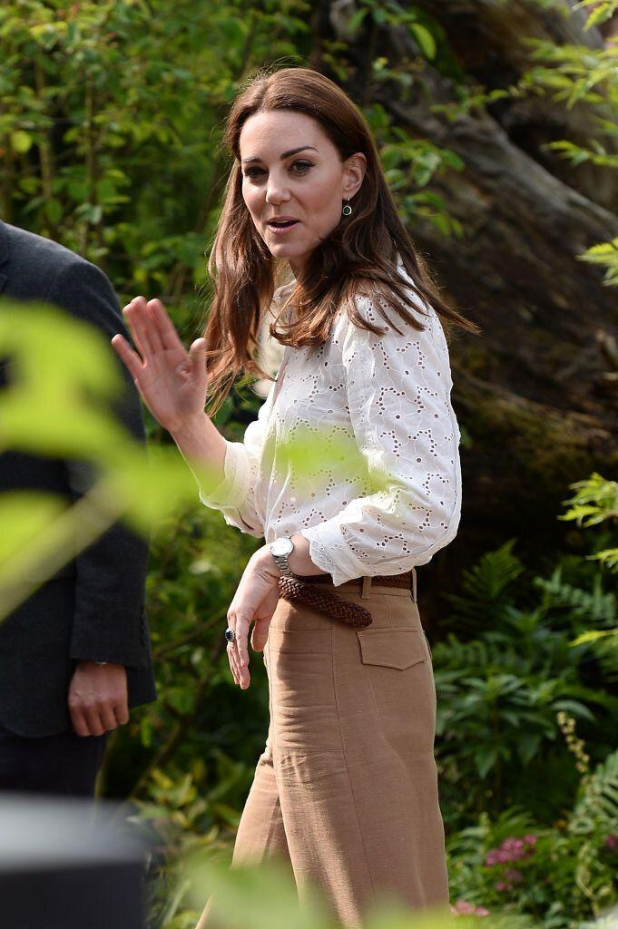 The Duchess revealed she understands the 'isolation' many parents feel when their children are young [Photo: Getty]