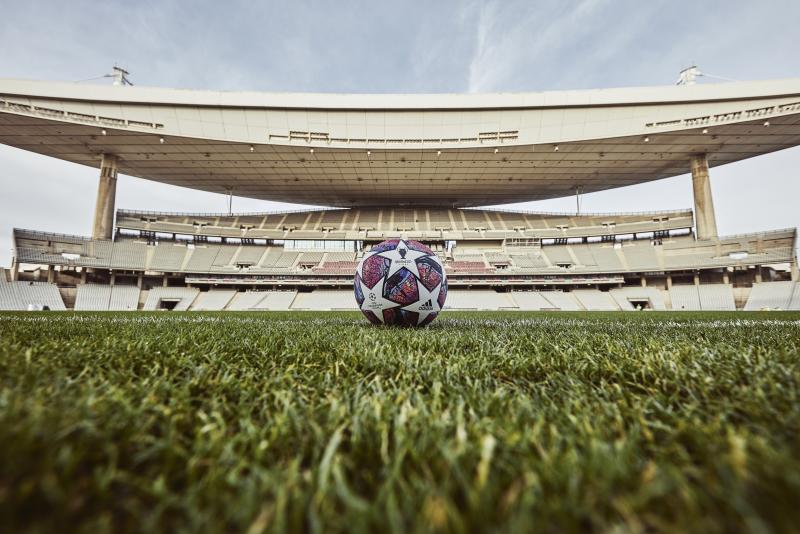 Adidas UEFA Champions League 2020 finale officiall ball