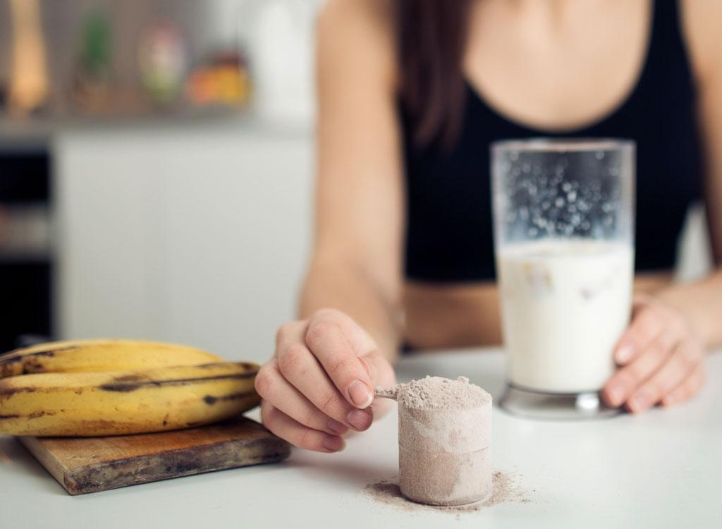 """Believing that these rumors are rules is actually widening your waistline. Nothing is more frustrating than stepping on the scale and seeing that the needle hasn't budged—not even a little bit.  This holds especially true when it feels like you've been religiously following every <a rel=""""nofollow"""" href=""""https://www.eatthis.com/diet-experts-advice/?utm_source=msn&utm_medium=feed&utm_campaign=msn-feed"""">diet tip</a> in the book. But when it comes to diet and rapid weight loss, there's a lot of misinformation floating around, so you may not be making progress simply because you've been following bad advice. (Cue the facepalm.)  There's good news, though: You've already proven to yourself that you have great willpower and determination; all you have to do is shift that energy to <a rel=""""nofollow"""" title=""""200 Best Weight Loss Tips"""" href=""""https://www.eatthis.com/best-weight-loss-tips/?utm_source=msn&utm_medium=feed&utm_campaign=msn-feed"""">weight loss tips</a> that <em>actually</em> have backing instead of following diet myths that are just keeping you fat and frustrated. Here, we reveal the most pervasive diet rumors that you need to stop following—stat!"""