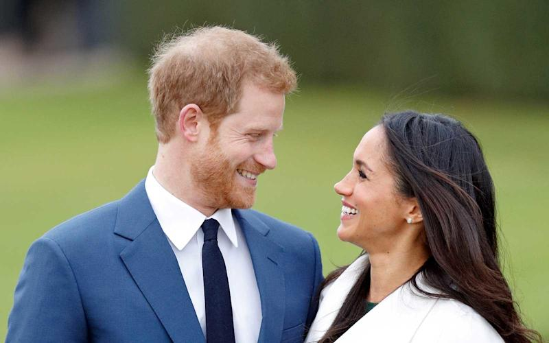 Meghan Markle and Prince Harry Share a Father's Day Photo of Baby Archie on Instagram