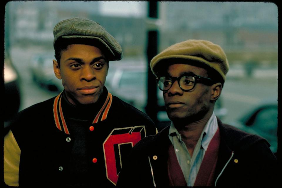 <p>Set in mid-'60s Chicago, <em>Cooley High</em> follows a group of friends who are celebrating the end of the school year—an exciting time that is put to a halt when two of the group are falsely accused of stealing a car.<br></p>