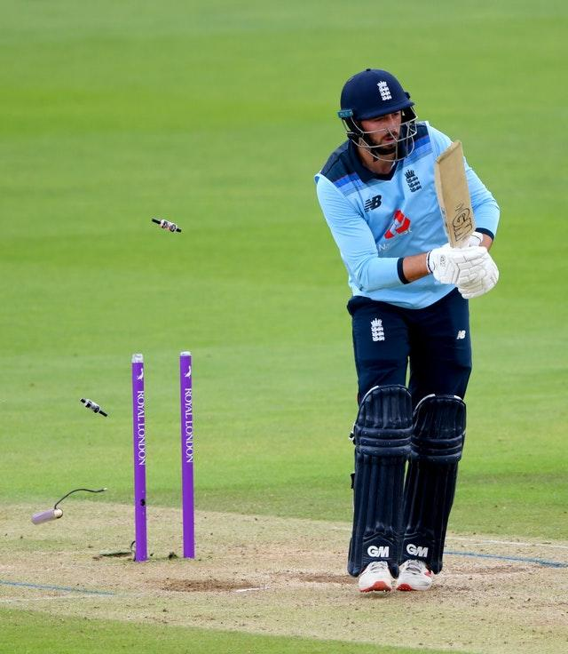 James Vince was short of runs in the recent ODIs against Ireland.