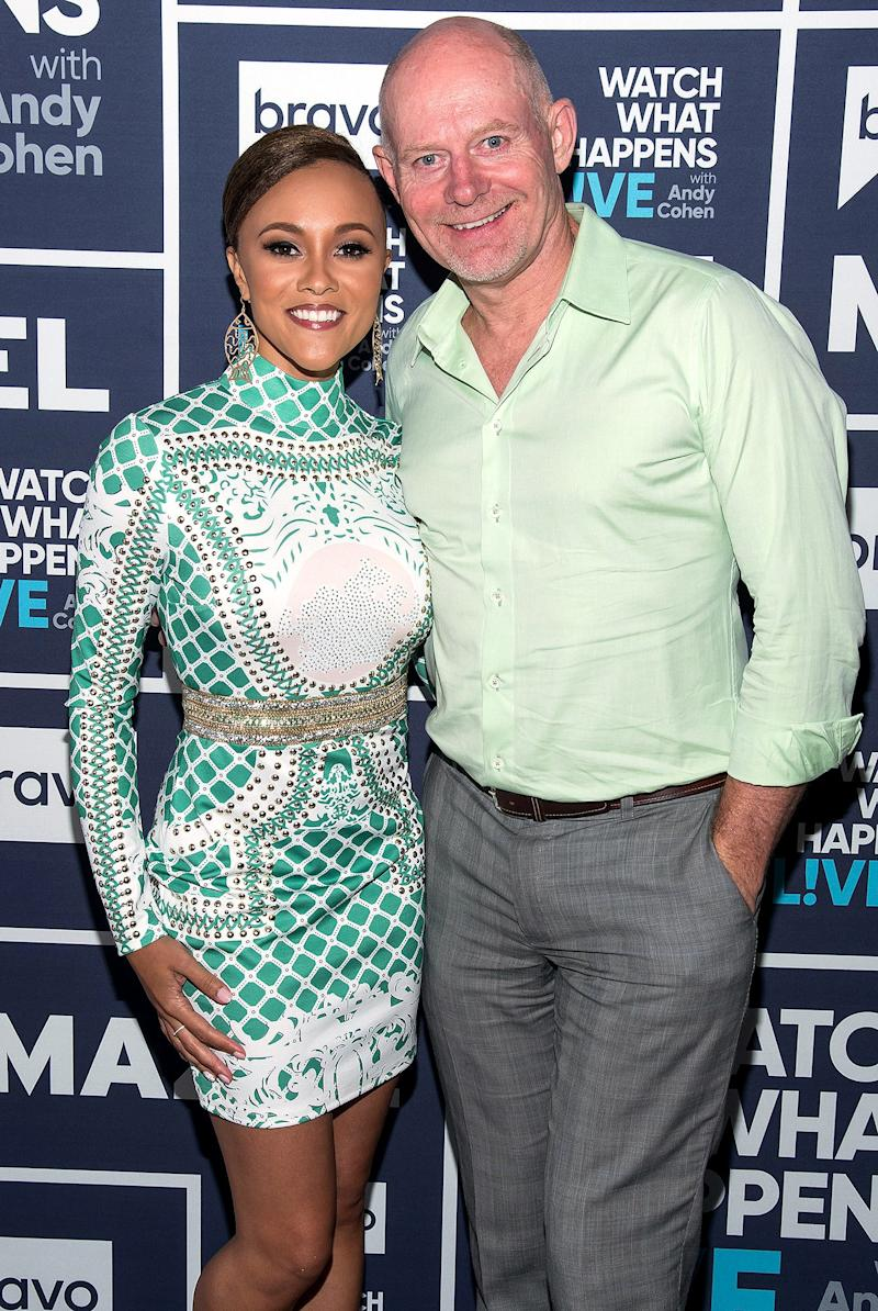 Real Housewives of Potomac's Michael Darby Charged with Sexually Assaulting Crew Member
