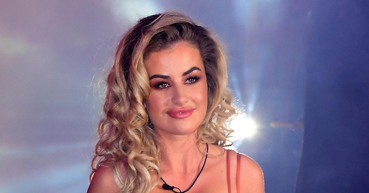 21-year-old kidnap victim and model Chloe Ayling is the 2nd Celebrity Big Brother contestant evicted. (PA Images)
