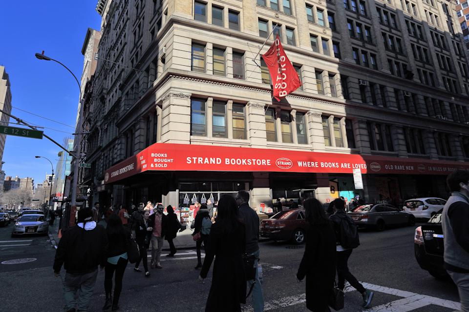 <p><strong>What's this place all about?</strong><br> With its towering stacks, filled with more than 2.5 million titles, this 94-year-old bookstore is less neighborhood haunt, more globally recognized institution.</p> <p><strong>What do you feel when you're there?</strong><br> Nerdish curiosity.</p> <p><strong>Was the staff helpful?</strong><br> You could call the Strand's employees tour guides, considering their deft ability to find the exact title you're looking for and recommend a book you may not have otherwise plucked from the shelves.</p> <p><strong>Who comes here?</strong><br> You don't have to be bookworm to visit the Strand (as it's referred to by locals). The store has become a destination unto itself, offering visitors a chance to peruse shelves packed with everything from the latest page-turner to first-edition hardbacks.</p> <p><strong>Did it meet expectations?</strong><br> The Strand will make you question why you don't read more; and chances are you won't leave empty-handed.</p> <p><strong>So, then, what do you think it's best for?</strong><br> There are countless treasures to be found among the dollar carts that sit outside the bookstore.</p>