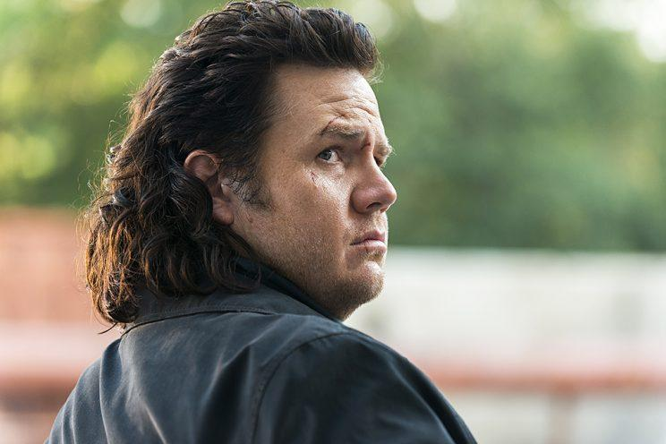 Josh McDermitt as Dr. Eugene Porter in AMC's The Walking Dead. (Photo Credit: Gene Page/AMC)