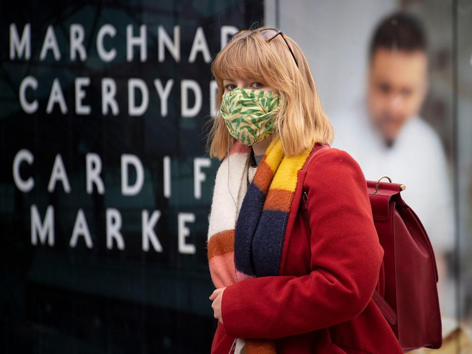 The easing of lockdown restrictions in Wales will be brought forward as coronavirus rates continue to fall (Matthew Horwood/Getty Images)
