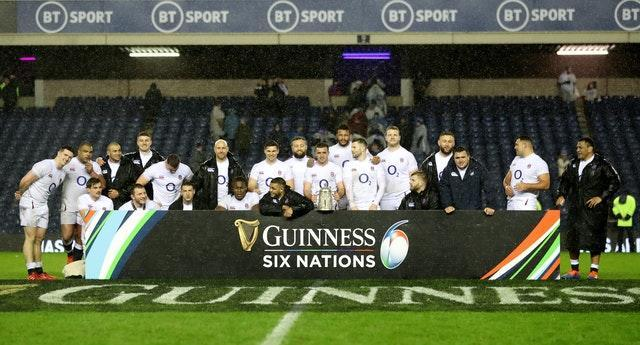 England bounced back to win the Calcutta Cup after beating Scotland 13-6 in Edinburgh