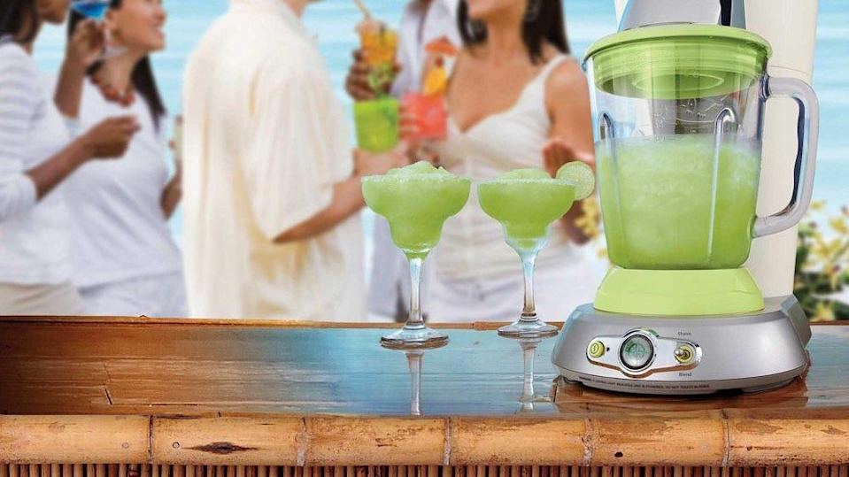 This margaritaville maker is at one of the lowest prices we've ever seen it go for.