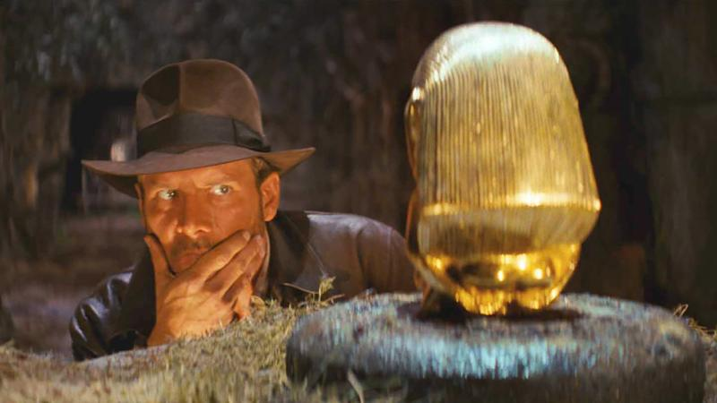 Raiders of the Lost Ark (Credit: Universal)