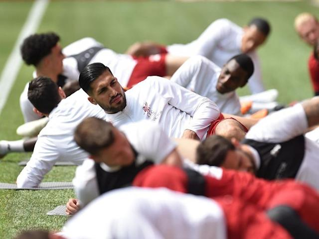 Champions League final: Liverpool midfielder Emre Can 'desperate' to play despite uncertain future