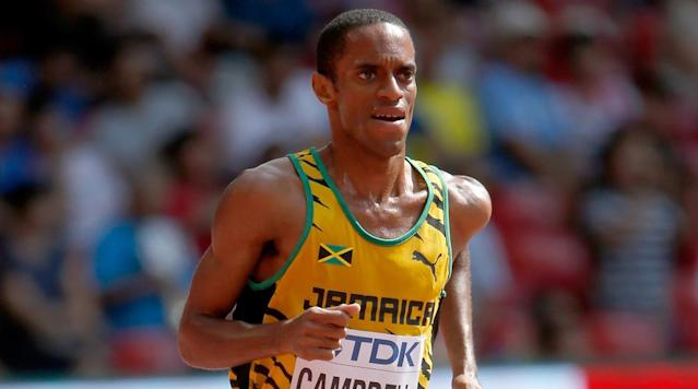 Kemoy Campbell, a Jamaican Olympian and professional distance runner for Reebok, is awake and in stable condition in the ICU at New York Presbyterian/ Columbia University Hospital, his family announced in a statement on Tuesday morning.