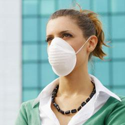 Protecting yourself against air pollution