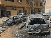 In recent years, the economy has fallen victim to the violent turmoil that has seen Libya torn apart by two rival administrations and countless militias