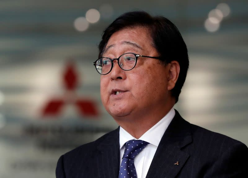 Mitsubishi Motors says former chairman Masuko dead at 71