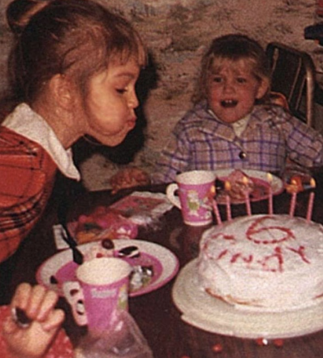 "<p>""A few years ago, today,"" the supermodel captioned this photo of herself blowing out the candles on her sixth brithday. And 46 years later, on Feb. 20, the still-gorgeous mama of two turned 52, and still knows how to show her best side to the camera. (Photo: <a href=""https://www.instagram.com/p/BfbEC4GAExi/?taken-by=cindycrawford"" rel=""nofollow noopener"" target=""_blank"" data-ylk=""slk:Cindy Crawford via Instagram"" class=""link rapid-noclick-resp"">Cindy Crawford via Instagram</a>) </p>"