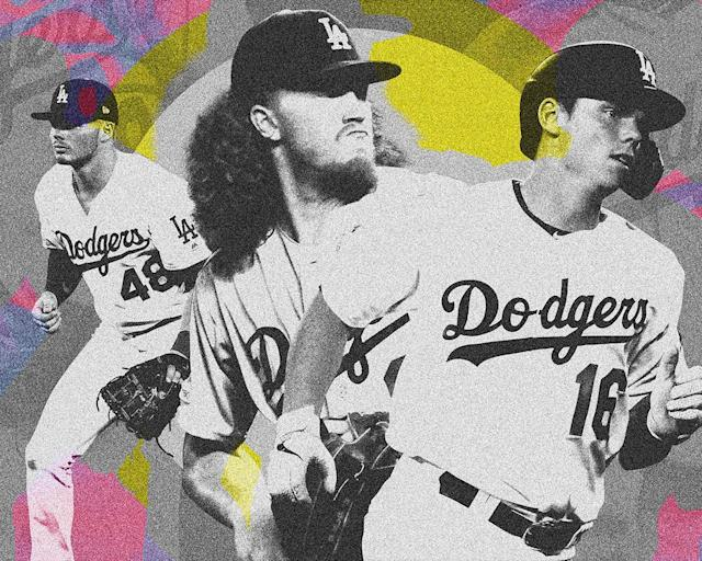 No End in Sight for Dodgers' Deep Blue Sea of Talent