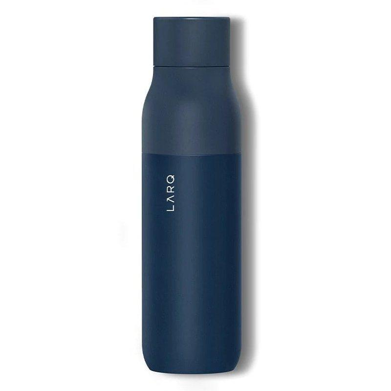 LARQ Self-Cleaning Water Bottle. Image via Indigo.