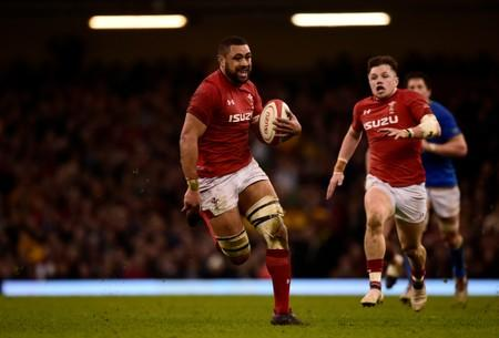 Taulupe Faletau ruled out of World Cup with Wales due to injury