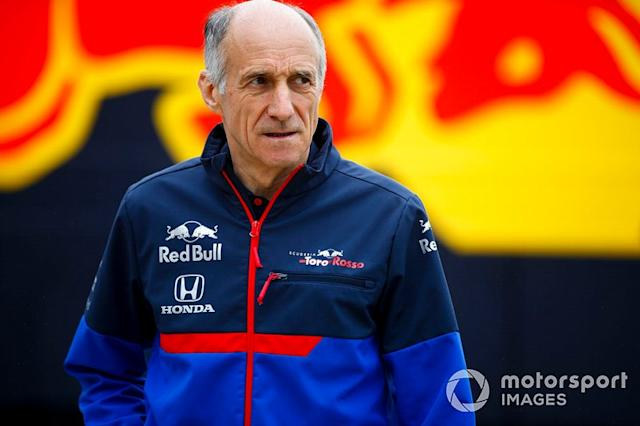 "Franz Tost, Director Toro Rosso <span class=""copyright"">Andy Hone / LAT Images</span>"