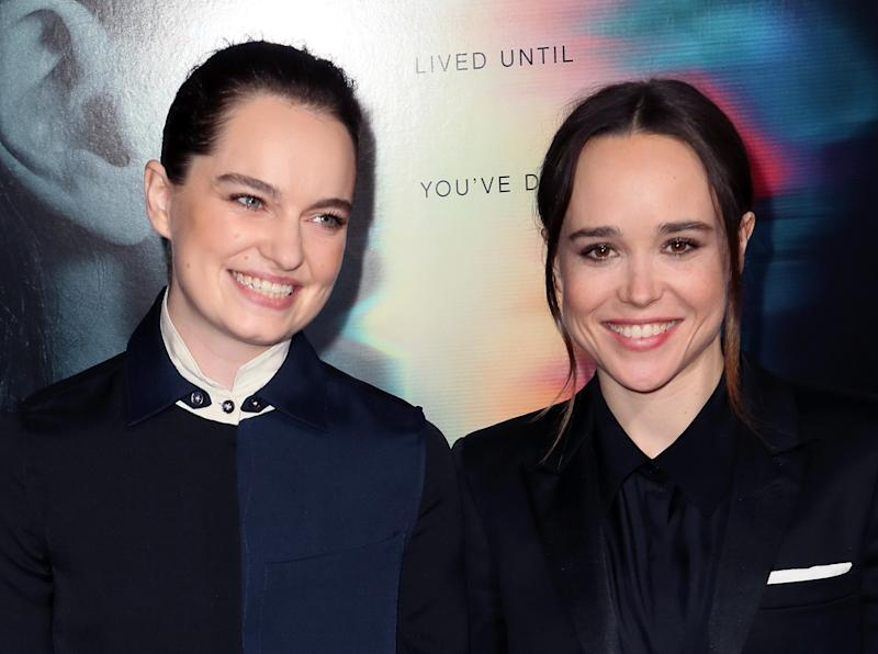 Ellen Page just got secretly married, and the internet cannot handle its emotions right now