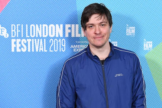"Abe Forsythe attends the ""Little Monsters"" UK Premiere during the 63rd BFI London Film Festival, 2019. (Jeff Spicer/Getty Images for BFI)"