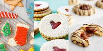 """<p>If there's one thing that's worth the stress of <a href=""""https://www.delish.com/uk/cooking/recipes/g29696768/christmas-dinner-ideas/"""" rel=""""nofollow noopener"""" target=""""_blank"""" data-ylk=""""slk:Christmas"""" class=""""link rapid-noclick-resp"""">Christmas</a>, it's a platter-full of freshly baked Christmas biscuits. Whether that's a selection of <a href=""""https://www.delish.com/uk/cooking/recipes/a29067732/gingerbread-cookies-recipe/"""" rel=""""nofollow noopener"""" target=""""_blank"""" data-ylk=""""slk:Gingerbread Cookies"""" class=""""link rapid-noclick-resp"""">Gingerbread Cookies</a>, some simple <a href=""""https://www.delish.com/uk/cooking/recipes/a29063522/3-ingredient-sugar-cookies/"""" rel=""""nofollow noopener"""" target=""""_blank"""" data-ylk=""""slk:Sugar Biscuits"""" class=""""link rapid-noclick-resp"""">Sugar Biscuits</a> or even <a href=""""https://www.delish.com/uk/cooking/recipes/a34187632/biscotti-recipe/"""" rel=""""nofollow noopener"""" target=""""_blank"""" data-ylk=""""slk:Biscotti"""" class=""""link rapid-noclick-resp"""">Biscotti</a> (oh yes), there's just nothing more satisfying than that first crunchy bite during the festive period. And so, if you're on the hunt for some easy Christmas biscuit recipes, we've got you covered!</p>"""