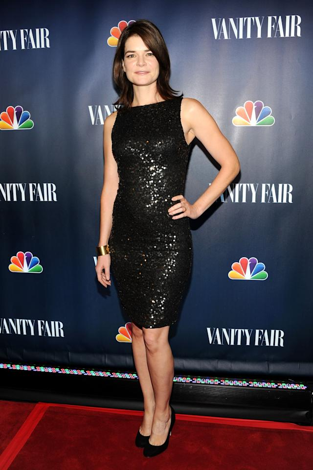 NEW YORK, NY - SEPTEMBER 16: Actress Betsy Brandt attends NBC's 2013 Fall Launch Party Hosted By Vanity Fair at The Standard Hotel on September 16, 2013 in New York City. (Photo by Ben Gabbe/Getty Images)