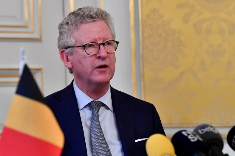 Belgian interior minister Pieter De Crem said only travellers on essential business or returning Belgians would be allowed to cross the border