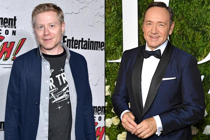 Star Trek actor Anthony Rapp accuses Kevin Spacey of making sexual advance toward him at 14
