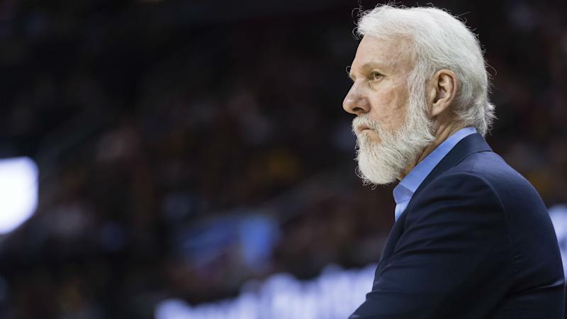 Spurs coach Gregg Popovich leaves generous tip at Memphis bar