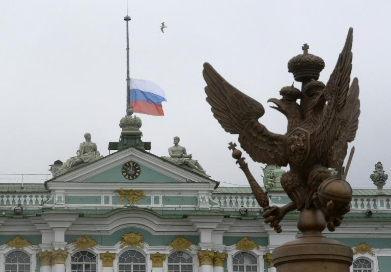 Saint Petersburg is marking its second day of mourning for those killed in the metro blast
