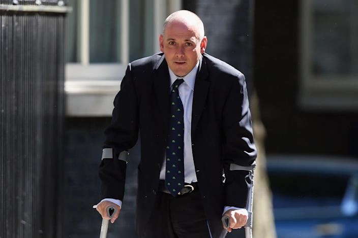 The Conservative MP and chair of the Education Select Committee, Robert Halfon (Getty Images)