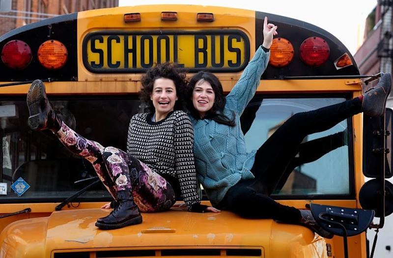 How Broad City made its audience of young women feel cool