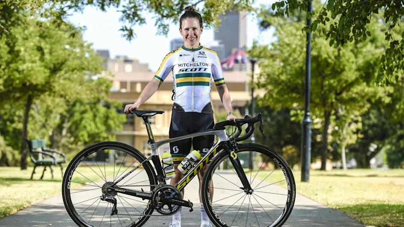 CYCLING TDU PORTRAIT