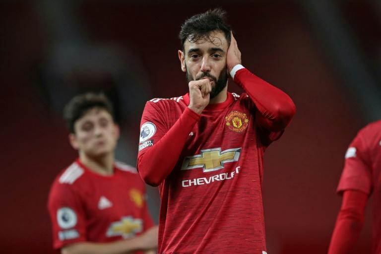Bruno Fernandes scored twice as Manchester United beat Leeds 6-2 at Old Trafford