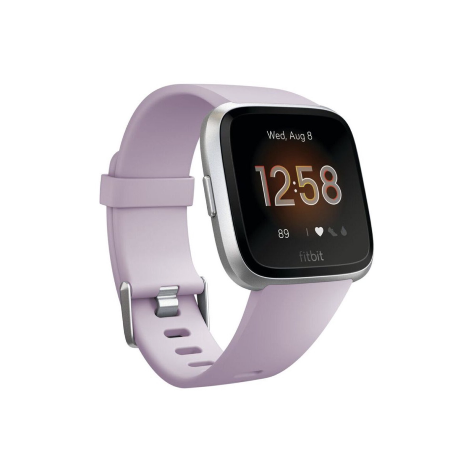 """<p><strong>Fitbit</strong></p><p>walmart.com</p><p><strong>$159.95</strong></p><p><a href=""""https://go.redirectingat.com?id=74968X1596630&url=https%3A%2F%2Fwww.walmart.com%2Fip%2F497506373&sref=https%3A%2F%2Fwww.cosmopolitan.com%2Fhealth-fitness%2Fg28172667%2Fbest-fitbit-for-women%2F"""" rel=""""nofollow noopener"""" target=""""_blank"""" data-ylk=""""slk:Shop Now"""" class=""""link rapid-noclick-resp"""">Shop Now</a></p><p>Sometimes less is more. And that's fine! Enter the """"lite"""" edition of the Fitbit Versa. You'll get fitness-tracker staples like sleep and heart-rate monitors, a step tracker, and 15 exercise modes. The only things you'll miss out on are features you might not even use anyway, like swim-lap tracking and watch payments. But, TBH, being extra is overrated. </p><p><a href=""""https://www.cosmopolitan.com/health-fitness/a27113482/fitbit-versa-review/"""" rel=""""nofollow noopener"""" target=""""_blank"""" data-ylk=""""slk:One of our editors tried the Fitbit Versa Lite IRL."""" class=""""link rapid-noclick-resp"""">One of our editors tried the Fitbit Versa Lite IRL.</a></p>"""