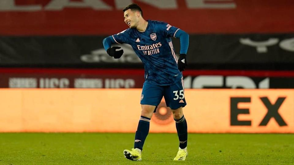 Sheffield United v Arsenal - Premier League   Pool/Getty Images