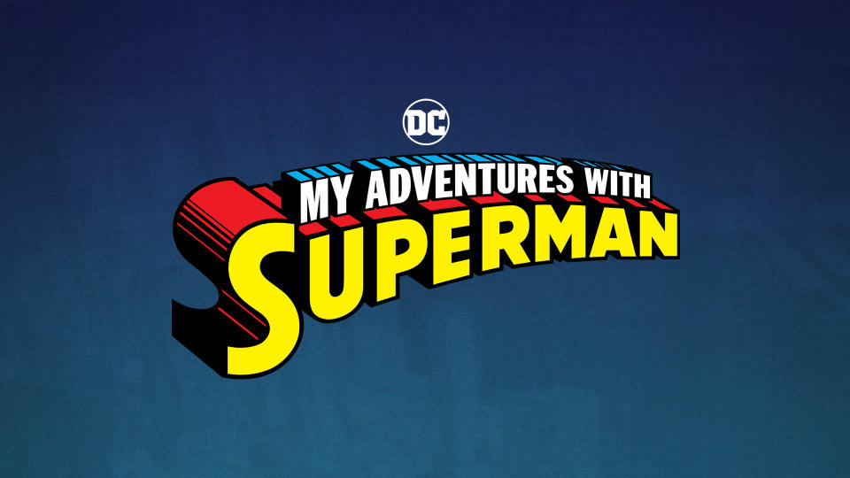 My Adventures with Superman is the first ongoing animated series about the Man of Steel since the '90s.