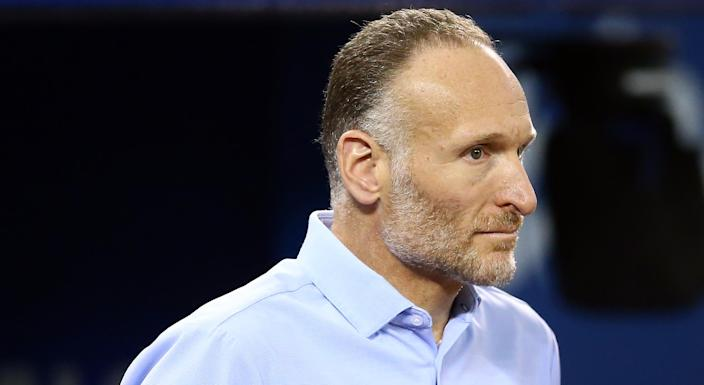 Mark Shapiro is entering the final season of his deal as the Toronto Blue Jays' president and CEO. (Photo by Vaughn Ridley/Getty Images)