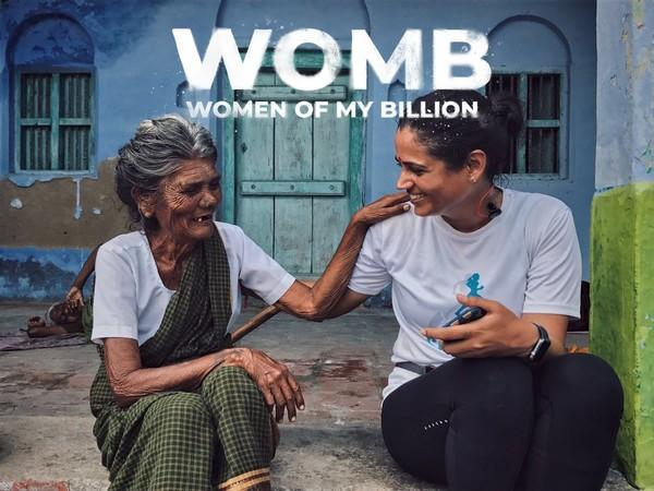 Poster of 'W.O.M.B'