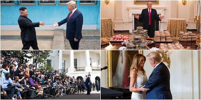 nest white house pictures 2019