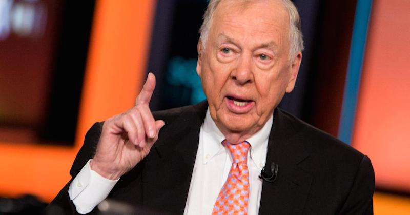 Producers can't keep drilling at $45 oil: Pickens