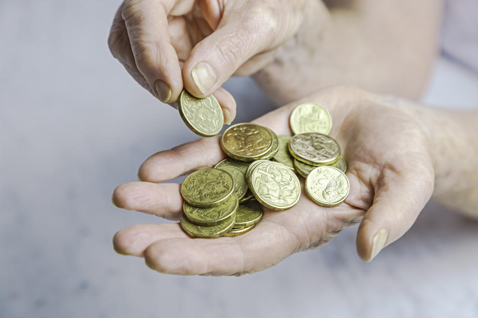 What should you do with your money? Here's what Reddit reckons. (Source: Getty)