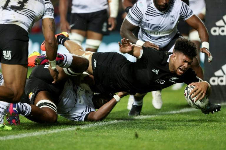 The All Blacks needed to step up after an unconvincing performance for much of the first Test last week