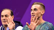 How Adam Rippon won the 2018 Olympics even without a gold medal